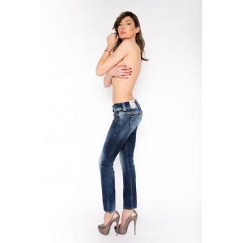 Blugi PEPE Jeans Venus Straight leg