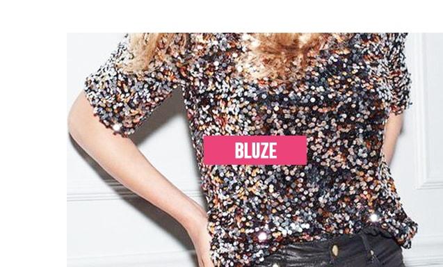 Banner bluze