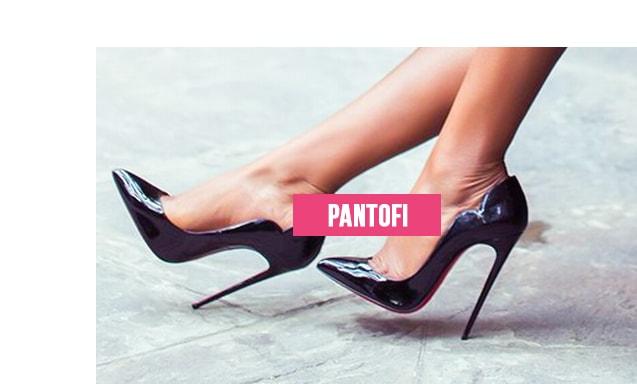 Banner Pantofi dama