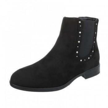 Ghete Damen Chelsea Boots - black 331334GHTGER