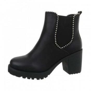 Ghete Damen Chelsea Boots - black 236405GHTGER