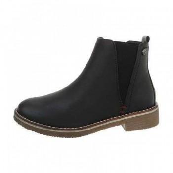 Ghete Damen Chelsea Boots - black 127411GHTGER