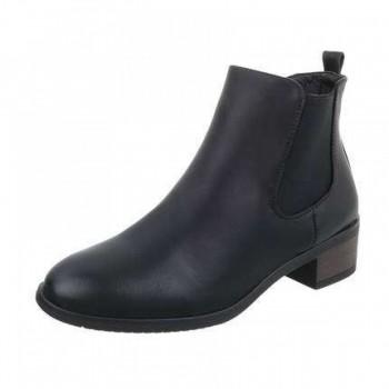 Ghete Damen Chelsea Boots - black 184486GHTGER