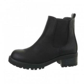 Ghete Damen Chelsea Boots - black 321133GHTGER