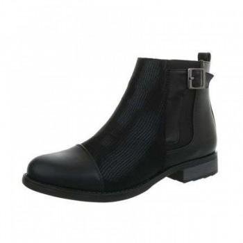 Ghete Damen Chelsea Boots - black 175036GHTGER