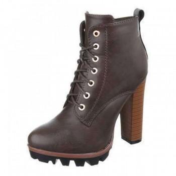 Ghete Damen Boots - gray 440719GHTGER