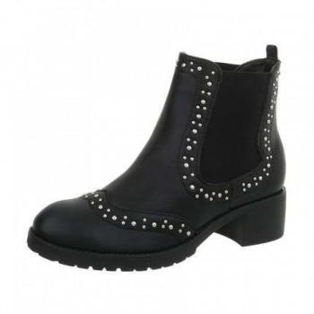 Ghete Damen Chelsea Boots - black 323245GHTGER