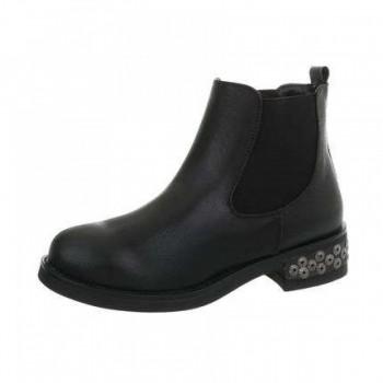 Ghete Damen Chelsea Boots - black 263802GHTGER
