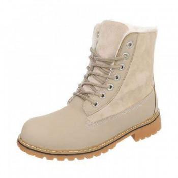Ghete Damen Boots - beige 614993GHTGER