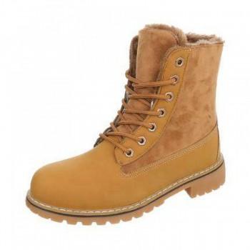 Ghete Damen Boots - camel 113421GHTGER