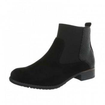 Ghete Damen Chelsea Boots - black 367610GHTGER