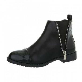 Ghete Damen Chelsea Boots - black 334586GHTGER