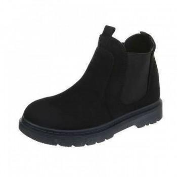 Ghete Damen Chelsea Boots - black 174441GHTGER