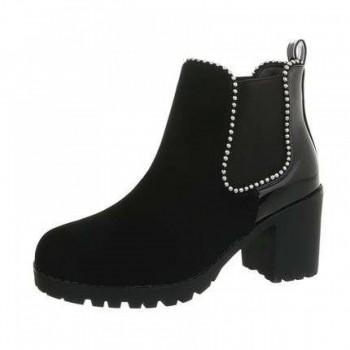 Ghete Damen Chelsea Boots - black 431576GHTGER