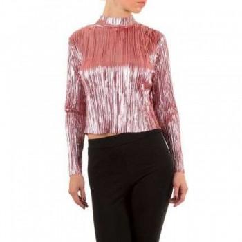 Bluza Damen Bluse - rose 163461BLZGER