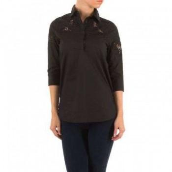 Bluza Damen Bluse - black 825918BLZGER