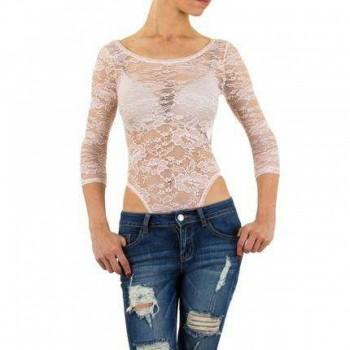 Bluza Damen Bluse - rose 877954BLZGER
