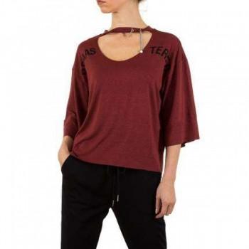 Bluza Damen Bluse - red 539537BLZGER