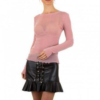 Bluza Damen Bluse - rose 198154BLZGER