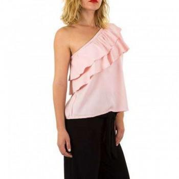 Bluza Damen Bluse - rose 935071BLZGER