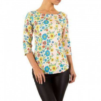 Bluza Damen Bluse - rose 813811BLZGER