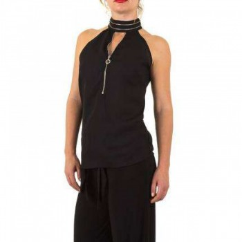 Bluza Damen Bluse - black 951218BLZGER