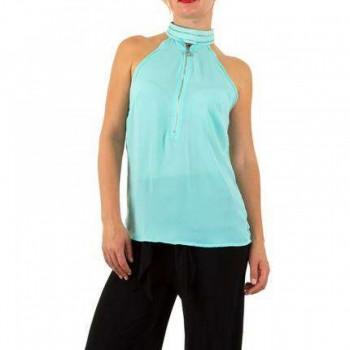 Bluza Damen Bluse - blue 915889BLZGER