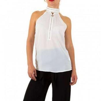 Bluza Damen Bluse - white 188017BLZGER