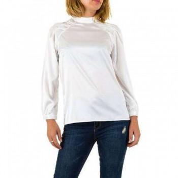 Bluza Damen Bluse - white 614268BLZGER