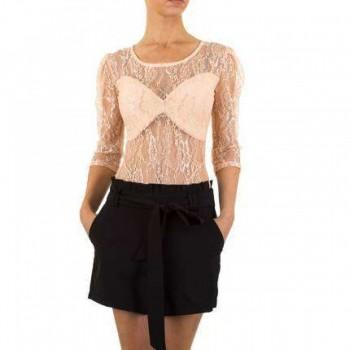 Bluza Damen Bluse - rose 791668BLZGER