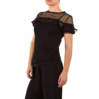 Bluza Damen Bluse - black 968677BLZGER