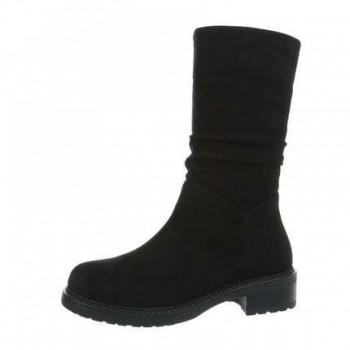 Cizme Damen Klassische Stiefel - black 230871CIZGER