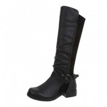 Cizme Damen Klassische Stiefel - black 622517CIZGER