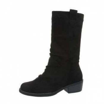 Cizme Damen Klassische Stiefel - black 941798CIZGER