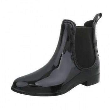 Cizme Damen Gummistiefel - black 167379CIZGER