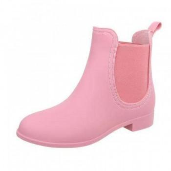 Cizme Damen Gummistiefel - pink 276693CIZGER