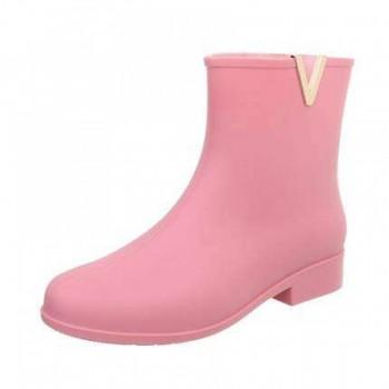 Cizme Damen Gummistiefel - pink 344911CIZGER