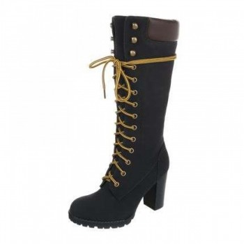 Cizme Damen Boots - black 812919CIZGER