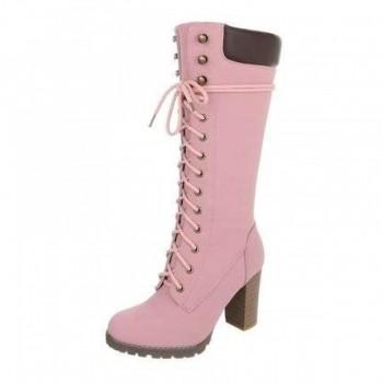 Cizme Damen Boots - pink 664557CIZGER