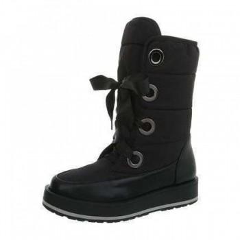 Cizme Damen Klassische Stiefel - black 820799CIZGER