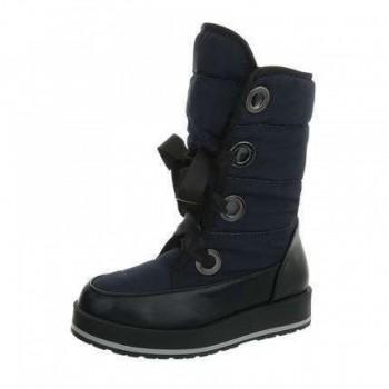 Cizme Damen Klassische Stiefel - blue 800301CIZGER
