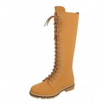 Cizme Damen Boots - camel 520567CIZGER