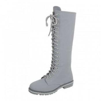 Cizme Damen Boots - grey 424234CIZGER