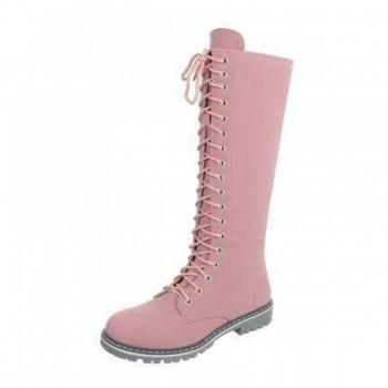 Cizme Damen Boots - pink 412594CIZGER