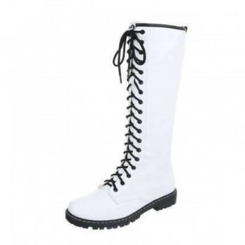Cizme Damen Boots - white 181470CIZGER
