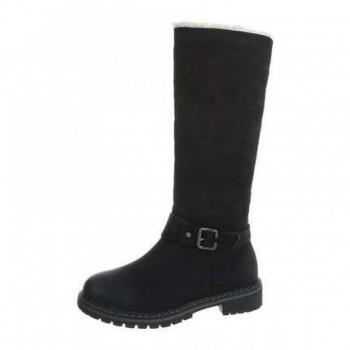 Cizme Damen Klassische Stiefel - black 197554CIZGER