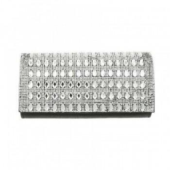 Geanta  Damen Abendtasche-silverblack 823525GENGER