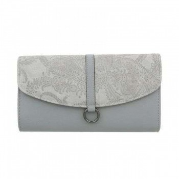 Geanta  Damen Clutch-L.grey 444117GENGER