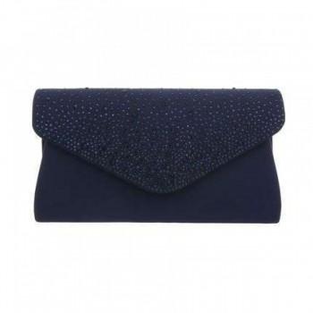 Geanta  Damen Abendtasche-D.blue 541298GENGER