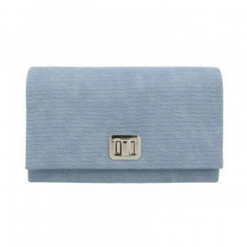 Geanta  Damen Clutch-L.blue 785591GENGER
